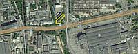 Продам участок 22 сотки с зданием 432 м2, фасад на Луговую и Семьи Кульженкив, напротив ТРЦ Караван, Приорка