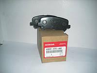 Тормозные колодки задние Acura (Акура) MDX / ZDX (оригинал)