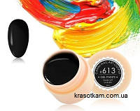 Гель-краска Canni 613 черная