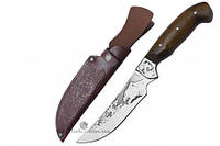 Нож охотничий  ГОЛОВА МЕДВЕДЯ Grand Way ГОЛОВА МЕДВЕДЯ