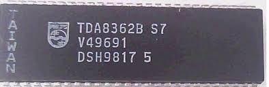 Микросхема  TDA8362 S7