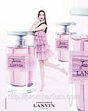 Женская оригинальная парфюмированная вода Jeanne Lanvin, 100 ml  NNR ORGAP /09-03, фото 4