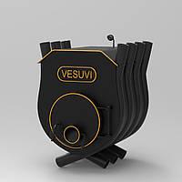 Печь калориферная «Vesuvi» «03» с варочной поверхностью