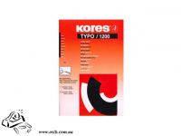 Копировальная бумага А4 Kores черный 100 листов К7528492