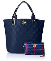 Сумка и кошелек Tommy Hilfiger Quilted Shopper Bag. Оригинал из США., фото 1