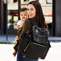 Skip Hop - Рюкзак для мамы Chelsea Black