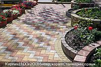 Тротуарная плитка Танжерин(Коллекция меланж)