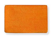 Наматрасник простынь на резинке махровая Оранжевая 90х200 - Польша