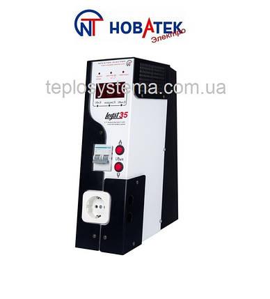 Стабилизатор напряжения Legat - 35 (3,5 кВт) однофазный Новатек-Электро (Украина), фото 2