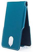 Чехол Status Side Flip Series Lenovo Vibe K5 Note Turquoise