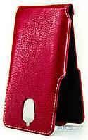 Чехол Status Side Flip Series Lenovo Vibe K5 Note Red