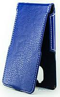 Чехол Status Side Flip Series Lenovo Vibe K5 Note Dark Blue