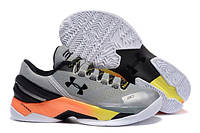 Кроссовки Under Armour Curry 2 Low Iron Sharpens Iron, фото 1
