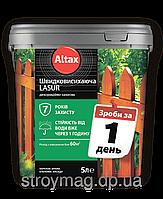 Декоративная пропитка для древа ALTAX, импрегнант, 5л палисандр