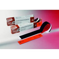 Папір артикуляційна синя/червона 80 мкм (смужки)