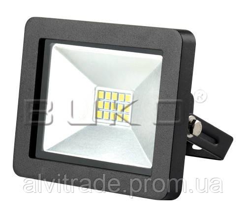 Светодиодный прожектор WATC WT378 10W LED SMD 800LM 6400K ЧЕРНЫЙ IP65