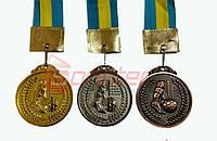 """Медаль """"Футбол"""" 6.5 см"""