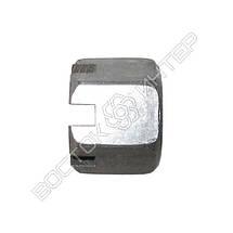 Гайки прорезные М16 ГОСТ 5918-73 | Размеры, вес, фото 3