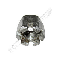 Гайки прорезные М36 ГОСТ 5918-73 | Размеры, вес, фото 2