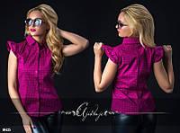 Модная женская блузочка с крылышками