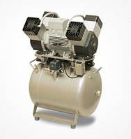 Стоматологический компрессор DK50 4VR/50 для 4 установки