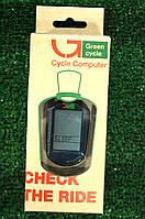 Велокомпьютер Green Cycle GCC-310 б/проводной 9F