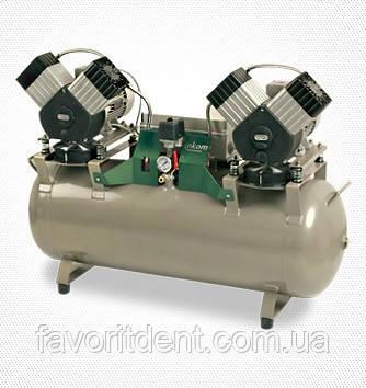 Стоматологический компрессор DK50 2X2V/110