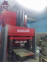 ЛЕГО СТАНОК автомат 100 тонн. Производство строительного материала.
