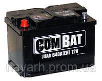 АКБ COMBAT 6СТ-74АЗ