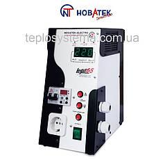 Стабилизатор напряжения Legat - 65 (6,5 кВт) однофазный Новатек-Электро (Украина)