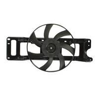 Вентилятор охлаждения в сборе (до 2008 г) на авто без кондиционера Logan/MCV/Sandero 1.4/1.6 MAGNETI MARELLI
