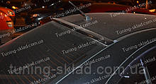 Спойлер на скло Мітсубісі Лансер 10 (спойлер заднього скла Mitsubishi Lancer X)