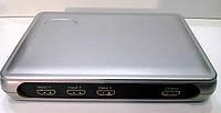 Переключатель HDMI.  3 входа HDMI - 1 выход HDMI