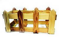 Заготовка деревянная «Короб для вина» №04 сосна Украина