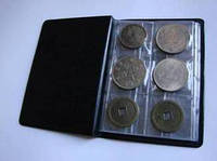 Альбом на 48 больших монет Люкс