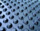 Шиповидная геомембрана Изолит Profi 0,5 (2*20м)