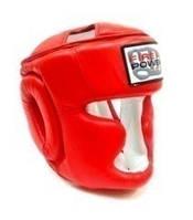 Шлем боксерский винил
