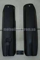Защитные щитки передней вилки питбайка Kayo