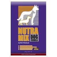 Nutra Mix (Нутра Микс) Puppy корм для щенков (фиолетовая) 18.14кг