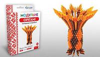 """Модульное оригами """"Ваза"""""""