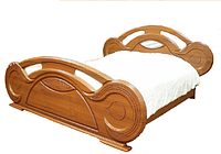 Кровать с ортопедическим каркасом  Тина