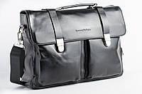 Стильный небольшой портфель E. Zegna 7520