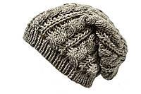 Оригинальная шапка модного отшива