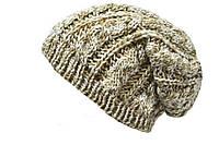 Стильная шапка из качественной пряжи