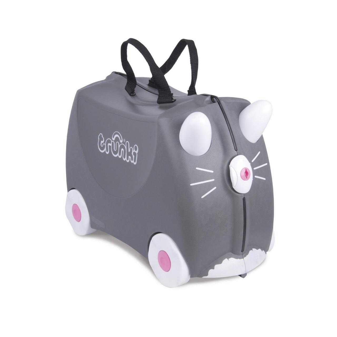 Детский чемоданчик Trunki Benny Cat 2017
