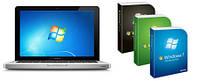 Установка на ноутбук лицензионной операционной системы Windows