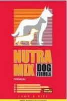 Nutra Mix (Нутра Микс) Lamb and Rice корм для привередливых собак, склонных к аллергии 22.7кг