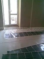 Подложка под «плёночный тёплый пол» Isolon 500 1504, 4мм