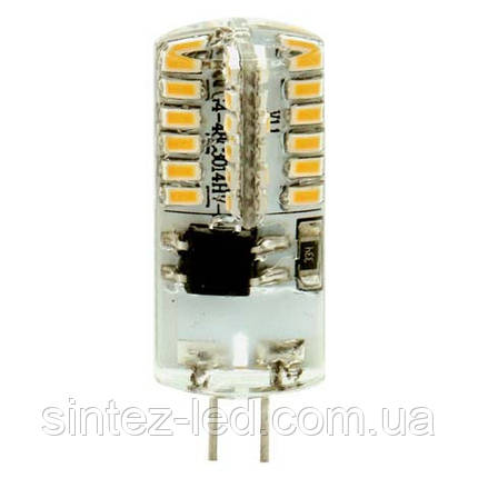Светодиодная лампа Feron LB-522 G4 3W 2700K 230V Код.58675, фото 2