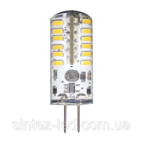 Светодиодная лампа Feron LB-422 G4 3W 2700K 12V Код.58676